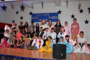 2015 Kids Talent Show