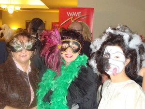 Mascarade Gala Dinner 2010