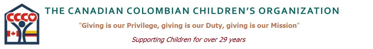 The Canadian Colombian Children's Organization