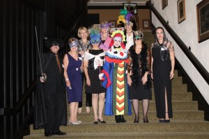 Mascarade Ball and Silent Auction 2012