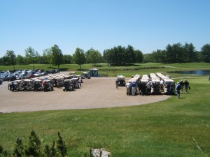 CCCO Golf tournament 2009